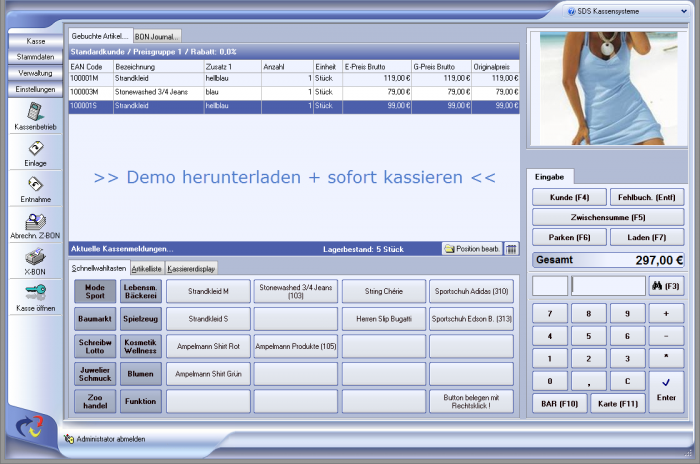 Kassensoftware Download