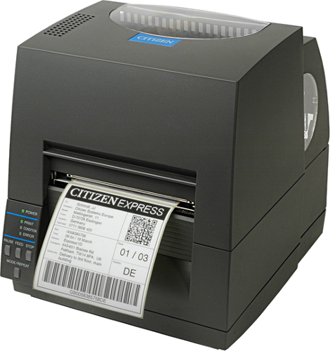 Ticketdrucker CitizenCL S621