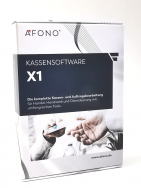 Afono X1 Einzelhandel - Kassensoftware 2020 AT